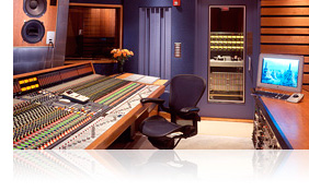 Studio-grade sound