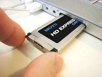 HD ExpressCard